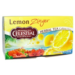 Celestial Seasonings Lemon Zinger
