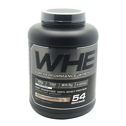 Cellucor Cor-Performance Whey Cinnamon Swirl - 4 lbs