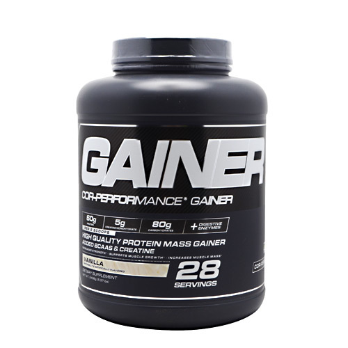 Cellucor Cor-Performance Gainer Vanilla - 5.37 lbs