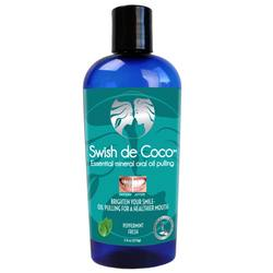 Celtic Sea Salt Swish de Coco