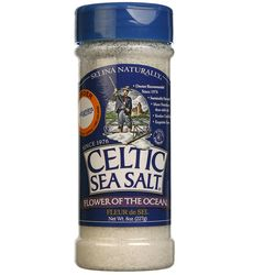 Celtic Sea Salt Flower of the Ocean