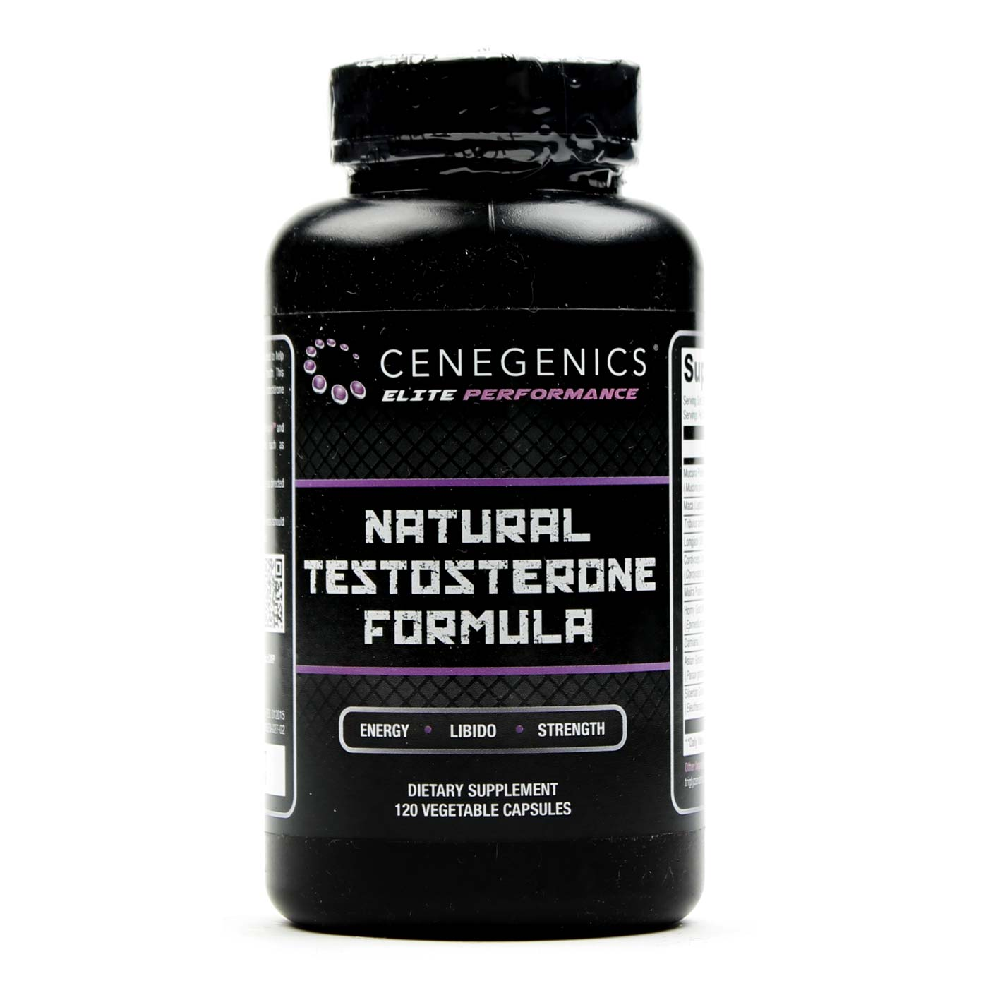 Cenegenics Natural Testosterone Formula - 120 Vegetable
