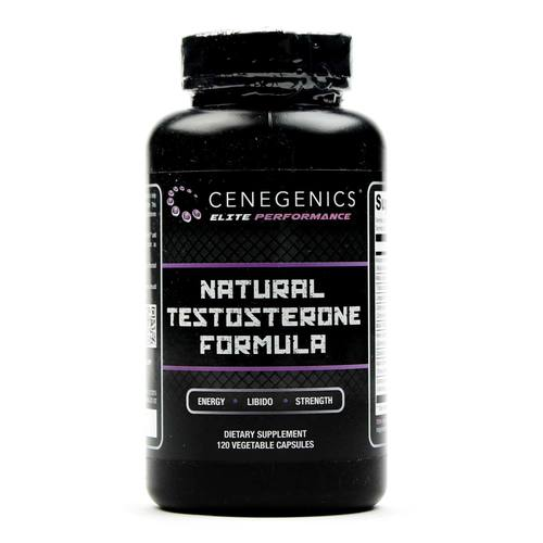 Natural Testosterone Formula