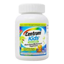 Centrum Kids Chewables Multivitamin - Multimineral