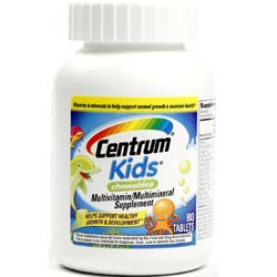 Centrum Kids Chewables Multivitamin