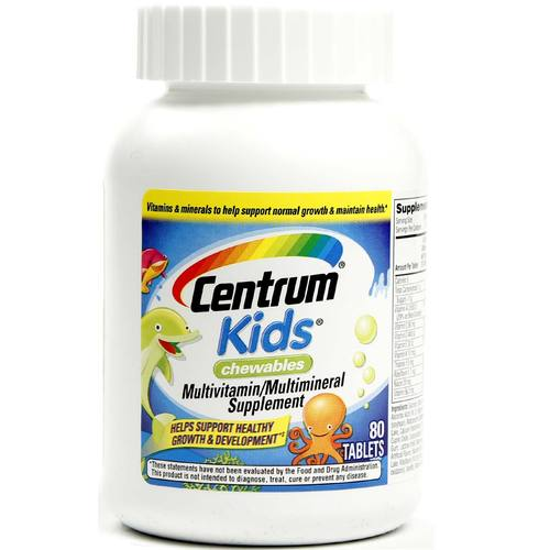 Kids Chewables Multivitamin