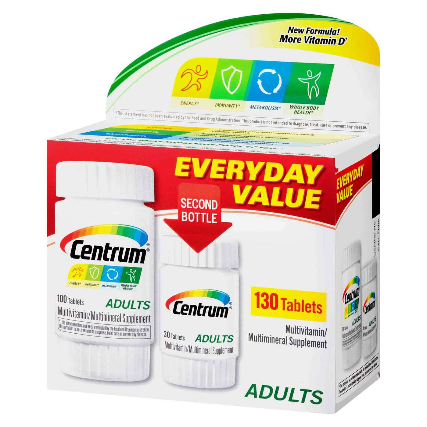 Under 150 Tablets That Are Actually Good: Buy Centrum Adults Under 50 Multivitamin-Multimineral