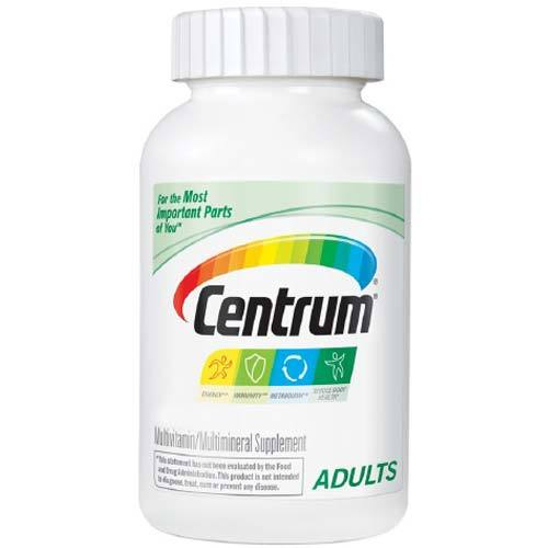Centrum Adults Under 50 Multivitamin Multimineral