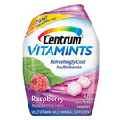 Centrum Vitaminas, Framboesa - 60 Chewables