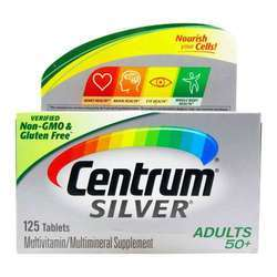 Centrum Silver Adults 50+ Multivitamin