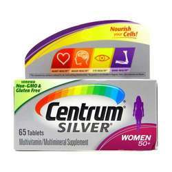 Centrum Silver Women's 50 Plus Multivitamin