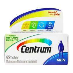 Centrum Men Multivitamin - Multimineral