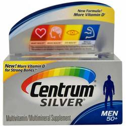 Centrum Silver Men's 50 Plus Multivitamin