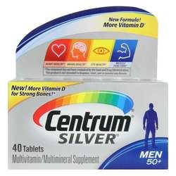 Centrum Silver Men's 50 + Multivitamin