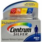 Centrum Silver Men's 50 Plus Multivitamin - 100 Tablets