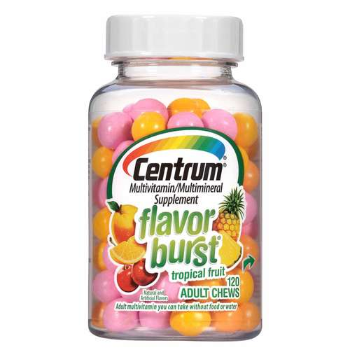 Flavor Burst Multivitamin Adult Chews
