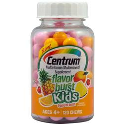 Centrum Kid's Flavor Burst Multivitamin Chews