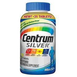 Centrum Silver Men's 50+ Multivitamin