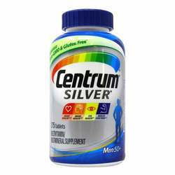 Centrum Silver Men's 50+ Multivitamin Multimineral