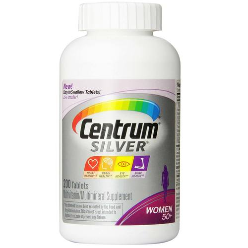 Silver 50+ Women's Multivitamin