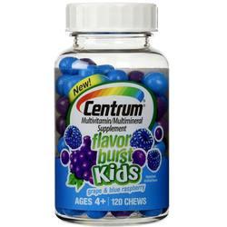 Centrum Flavor Burst Kids Mixed Fruit Multivitamin