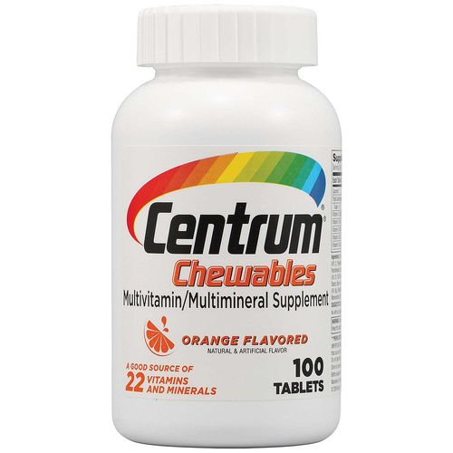 Chewables Multivitamin-Multimineral