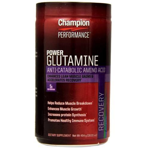 Champion Performance Power Glutamine - 1 lb - 10110_01.jpg