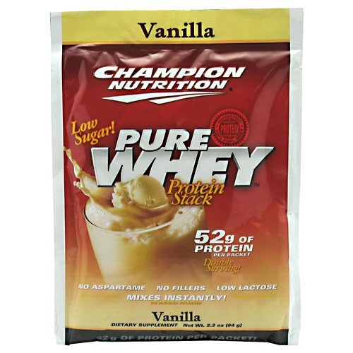 Pure Whey Protein Stack