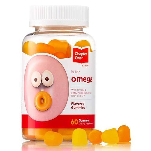 Chapter One O is for Omega 3 - 60 Gummies - 354138_front.jpg