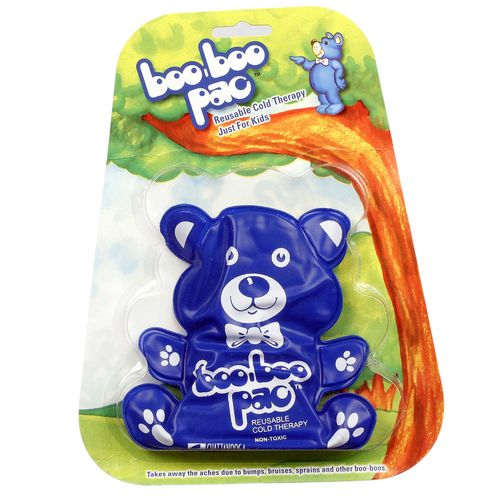 Chattanooga Group Boo-Boo Pac - 1 Reusable Cold Pack - 048694015344_1.jpg