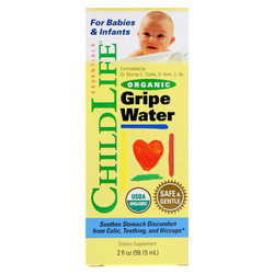 ChildLife Organic Gripe Water