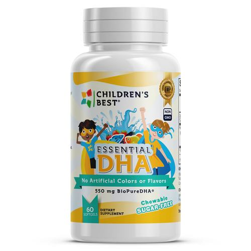 Sugar-Free Essential DHA for Kids Non-GMO