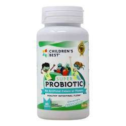 Children's Best Sugar-Free Super Probiotic for Kids
