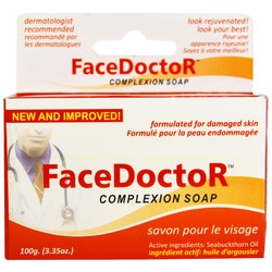 China Mystique FaceDoctoRx Soap