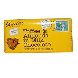 Chocolove Milk Chocolate Bar