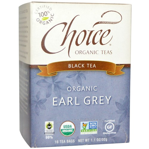 Organic Early Grey Black Tea