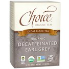 Choice Organic Teas Organic Decaffeinated Earl Grey Black Tea
