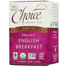 Choice Organic Teas Organic English Breakfast Black Tea