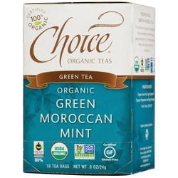Choice Organic Teas Green Tea