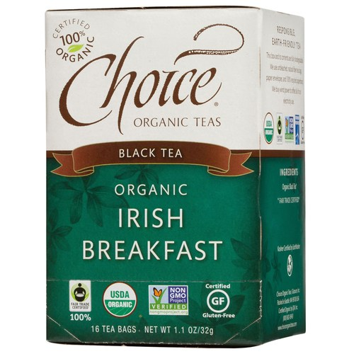 Choice Organic Teas Black Tea - 16 Bags - 25566_1.jpg