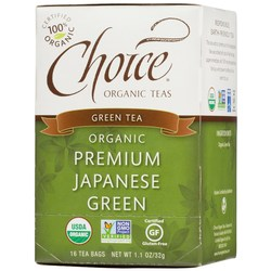 Choice Organic Teas Japanese Green Tea
