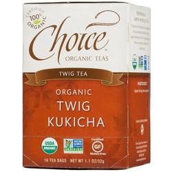 Choice Organic Teas Organic Twig Kukicha Tea