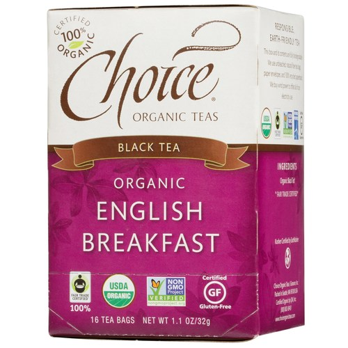 Choice Organic Teas Black Tea English Breakfast - 16 Tea Bags - 277271_a.jpg