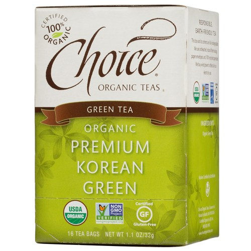 Organic Premium Korean Green Tea