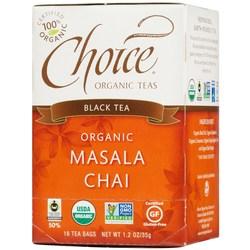 Choice Organic Teas Organic Masala Chai Black Tea