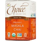 Choice Organic Teas Organic Masala Chai Black Tea