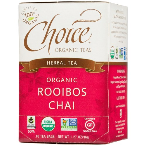 Organic Rooibos Chai Herbal Tea
