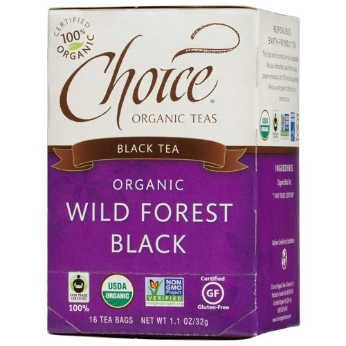 Organic Wild Forest Black Tea