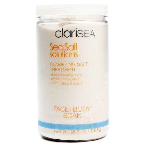 Clarifying Salt Treatment Face and Body Soak