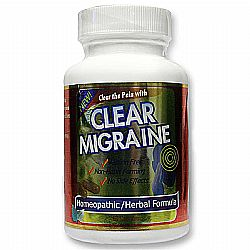 Clear Products Clear Migrane